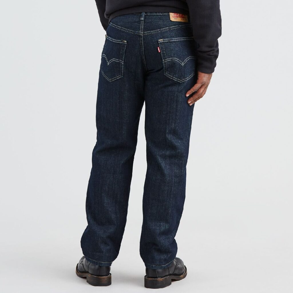 550 Relaxed Fit Jeans 00550-0032 2