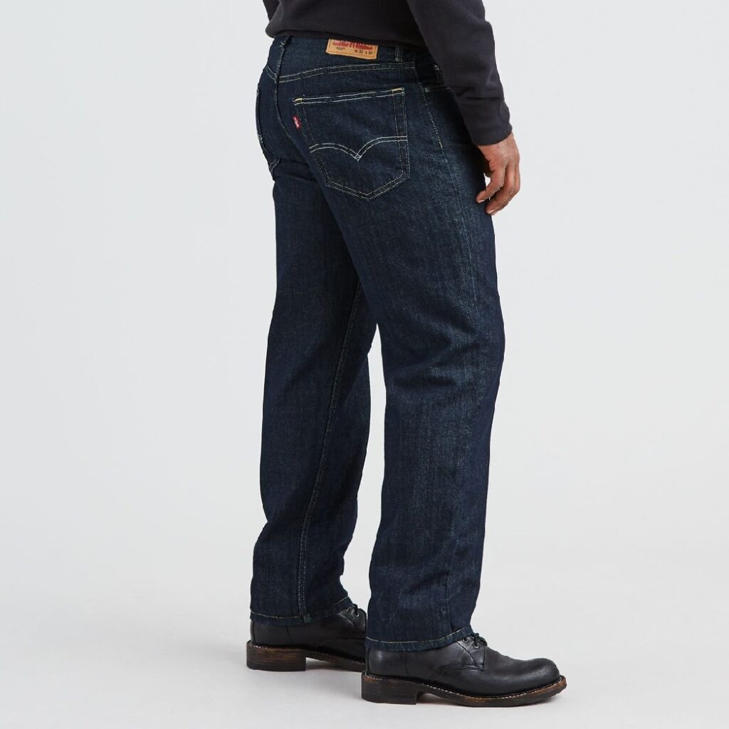 550 Relaxed Fit Jeans 00550-0032 3