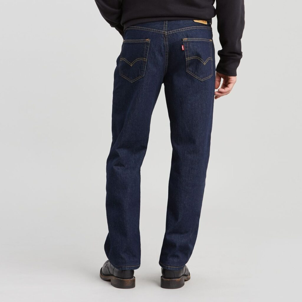 550 Relaxed Fit Jeans 00550-0216 2