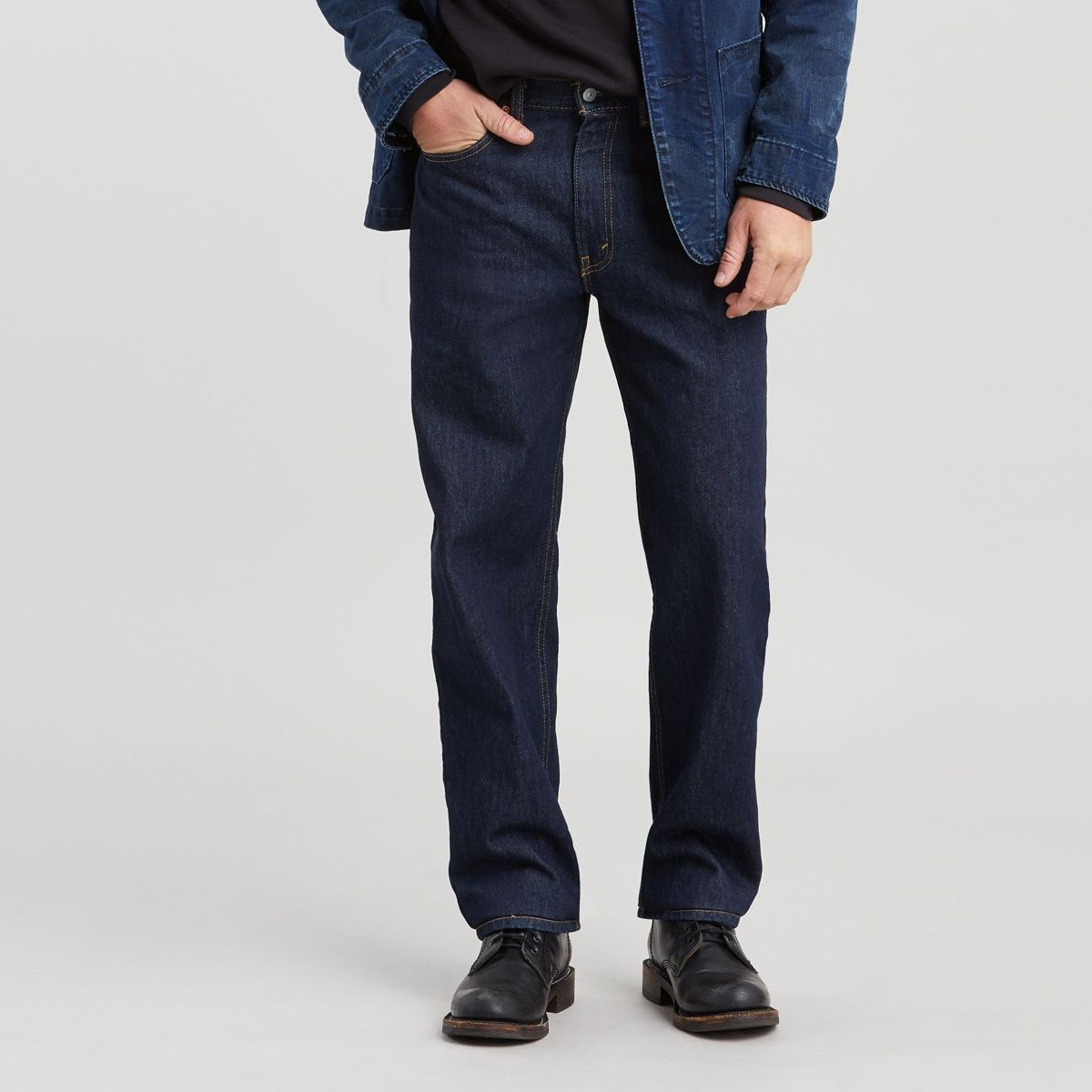 550 Relaxed Fit Jeans 00550-0216 1