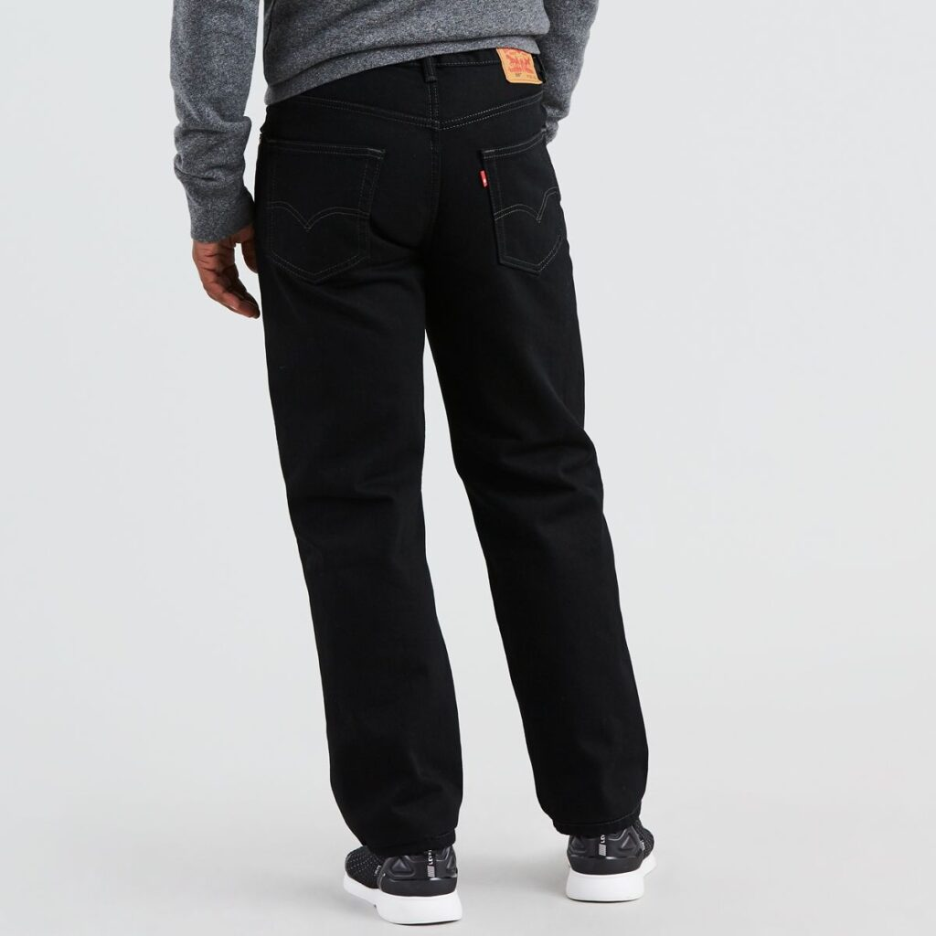 550 Relaxed Fit Jeans 00550-0260 2