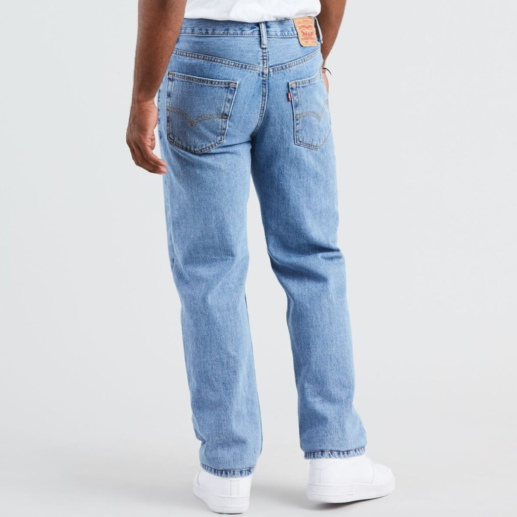550 Relaxed Fit Jeans 00550-4834 2