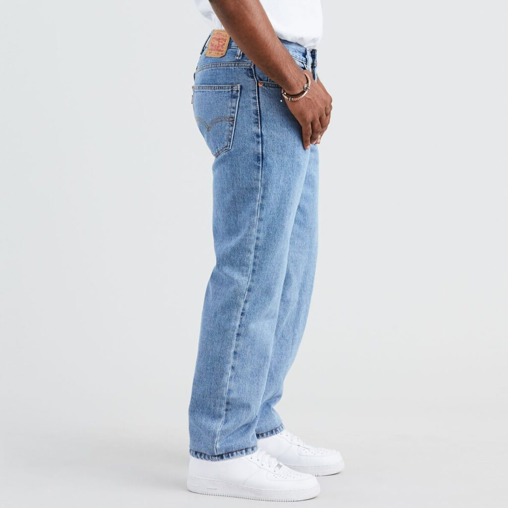 550 Relaxed Fit Jeans 00550-4834 3