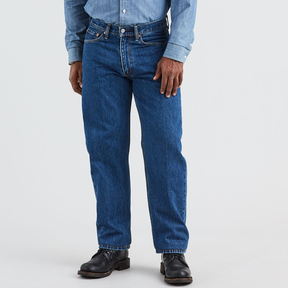 550 Relaxed Fit Jeans 00550-4886 1