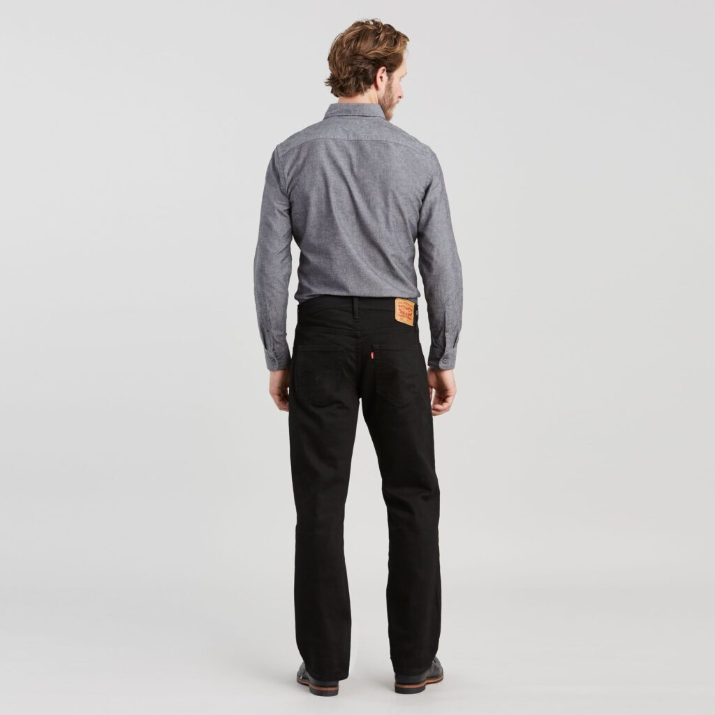 559™ Relaxed Straight Jeans Black 00559-0239 2