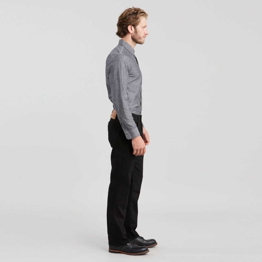 559™ Relaxed Straight Jeans Black 00559-0239 3