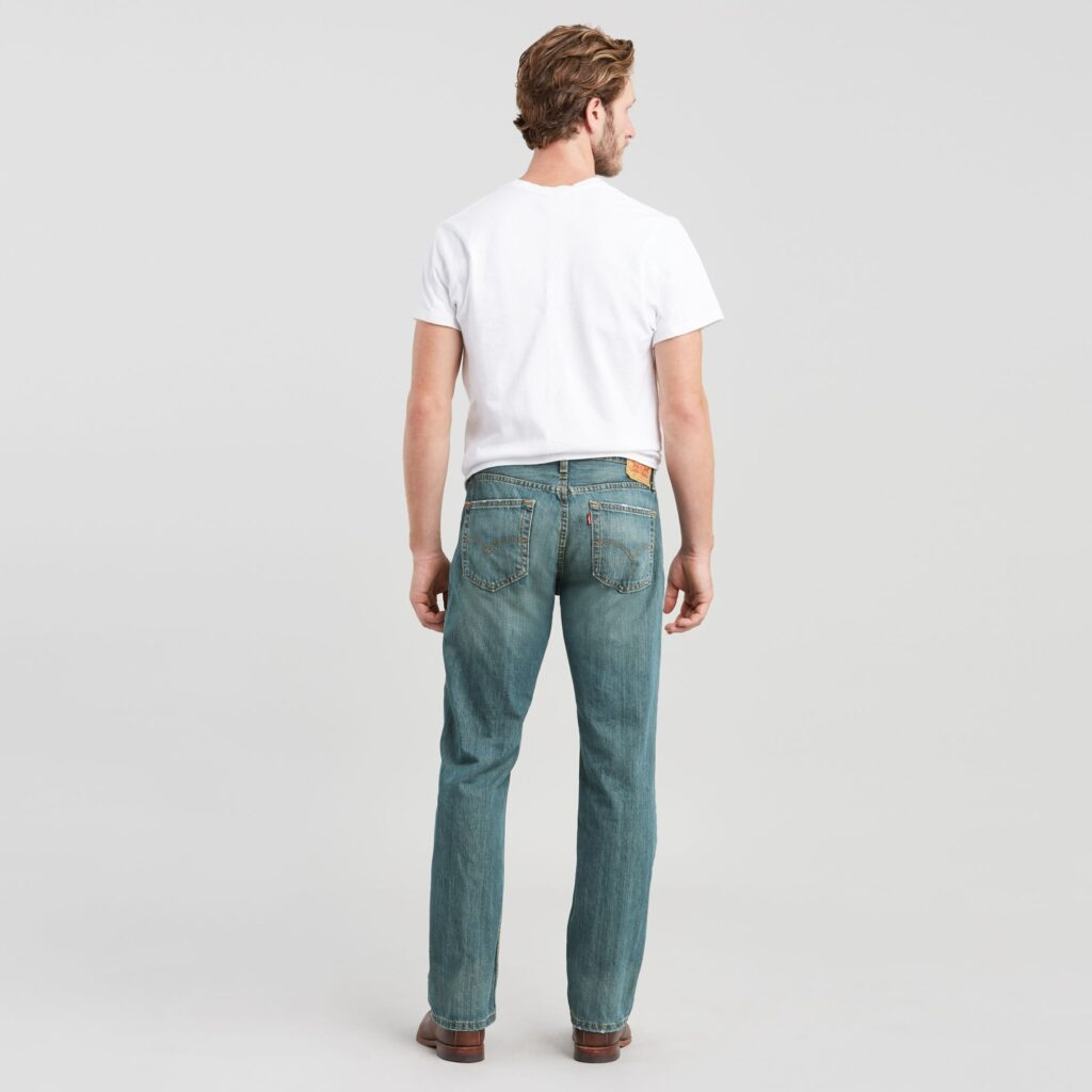 559™ Relaxed Straight Jeans Sub Zero 00559-0733 2