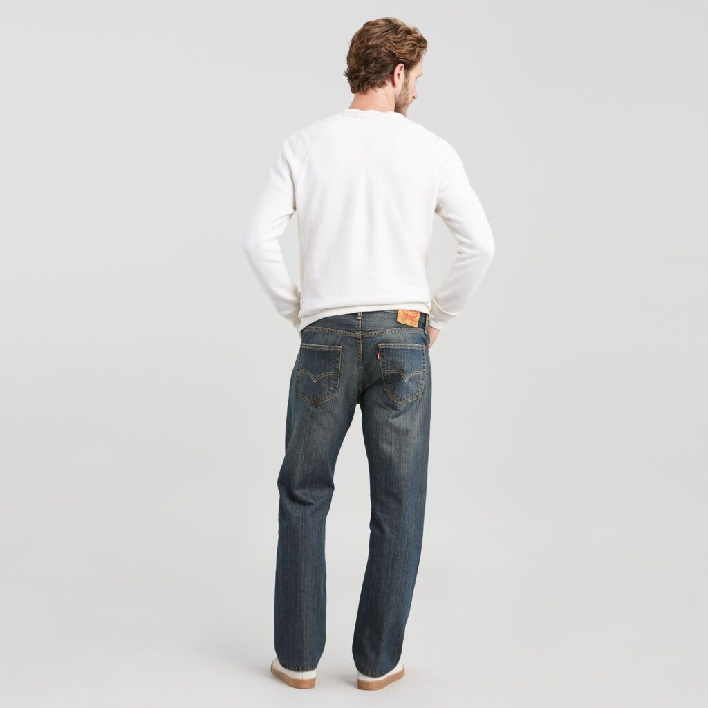 559™ Relaxed Straight Jeans Range 00559-2765 2