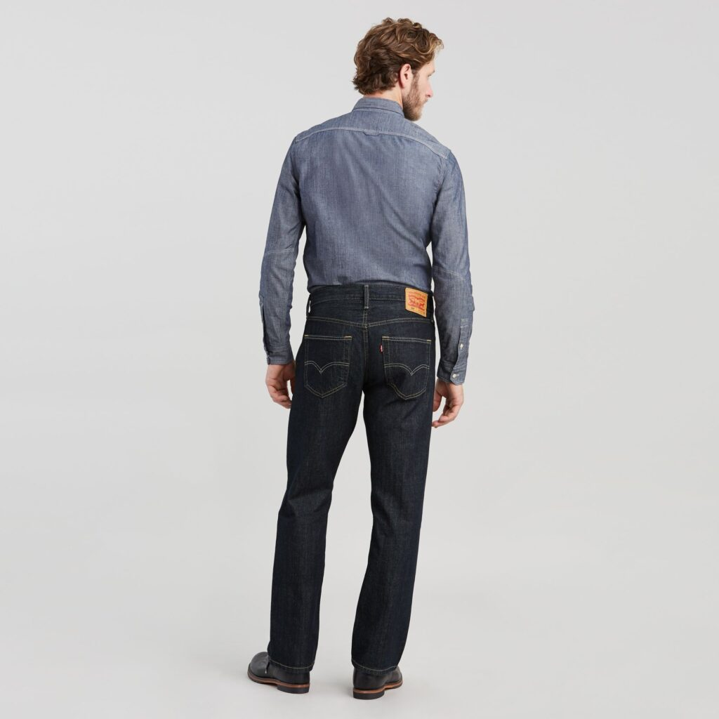 559™ Relaxed Straight Jeans Tumbled Rigid 00559-4010 2