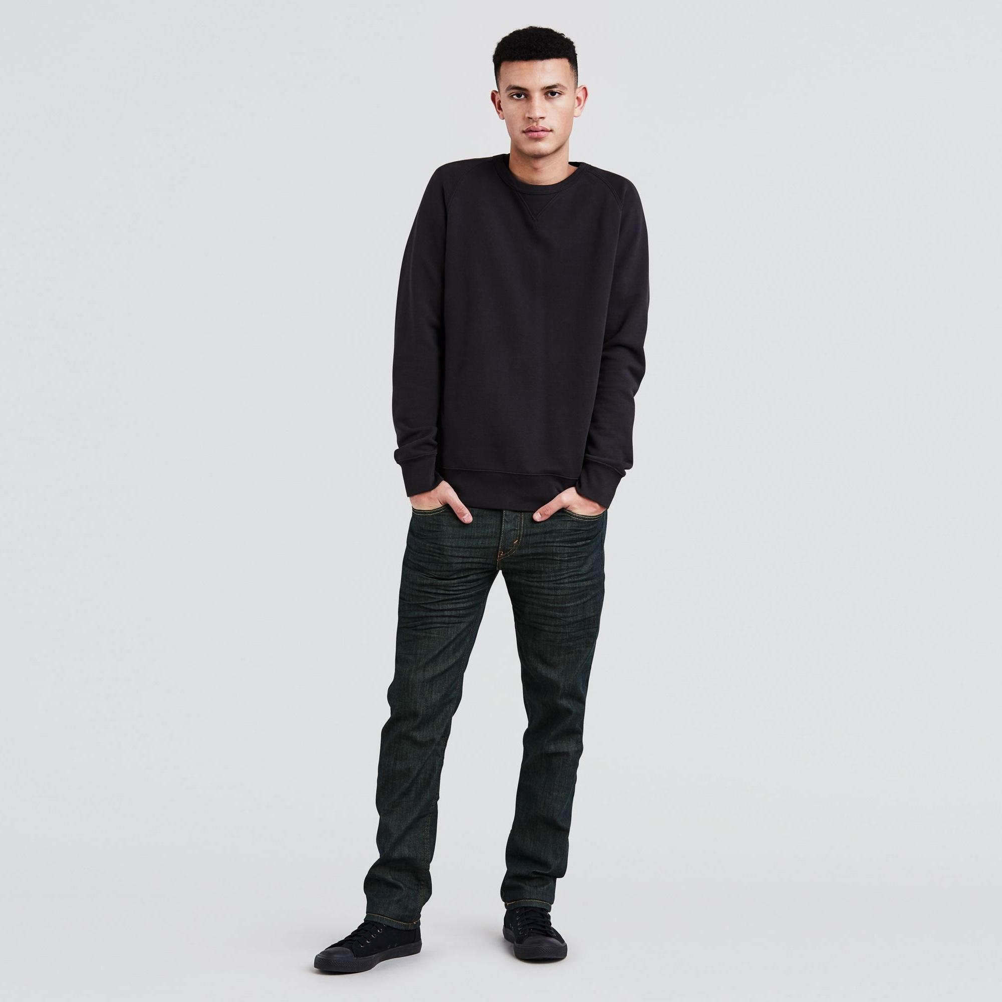 511™ Slim Fit Jeans Rinsed Playa 04511-0408