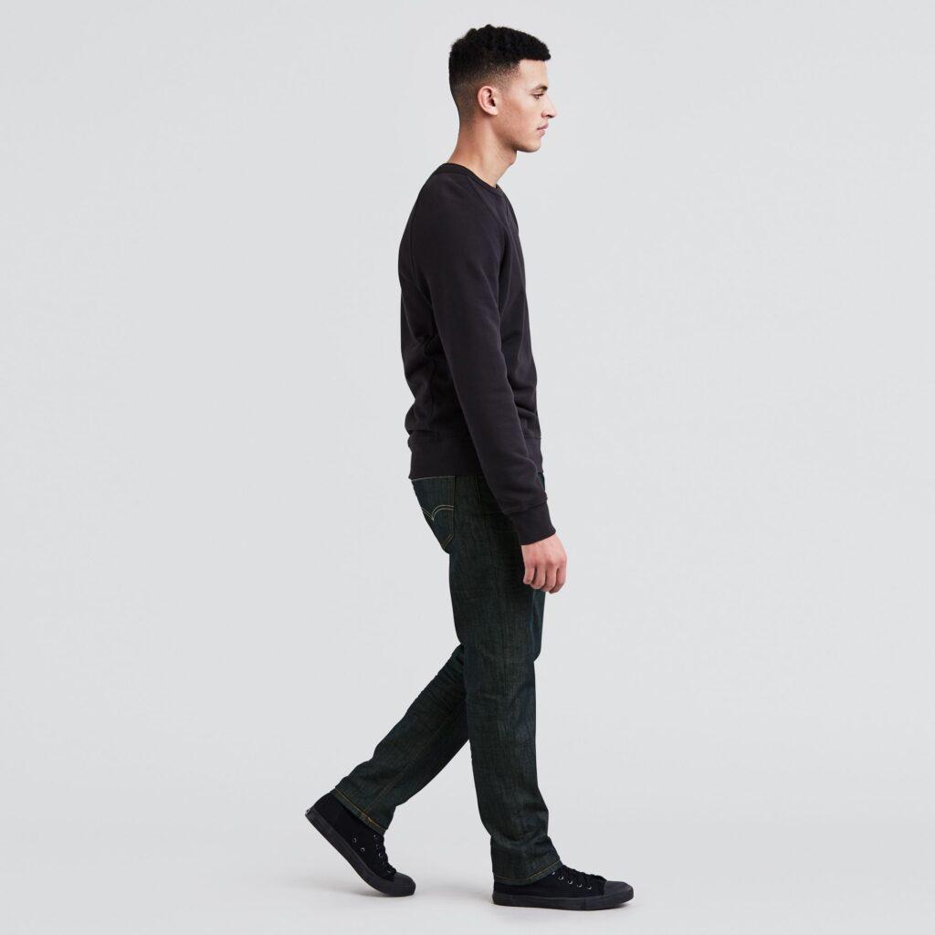 511™ Slim Fit Jeans Rinsed Playa 04511-0408 3