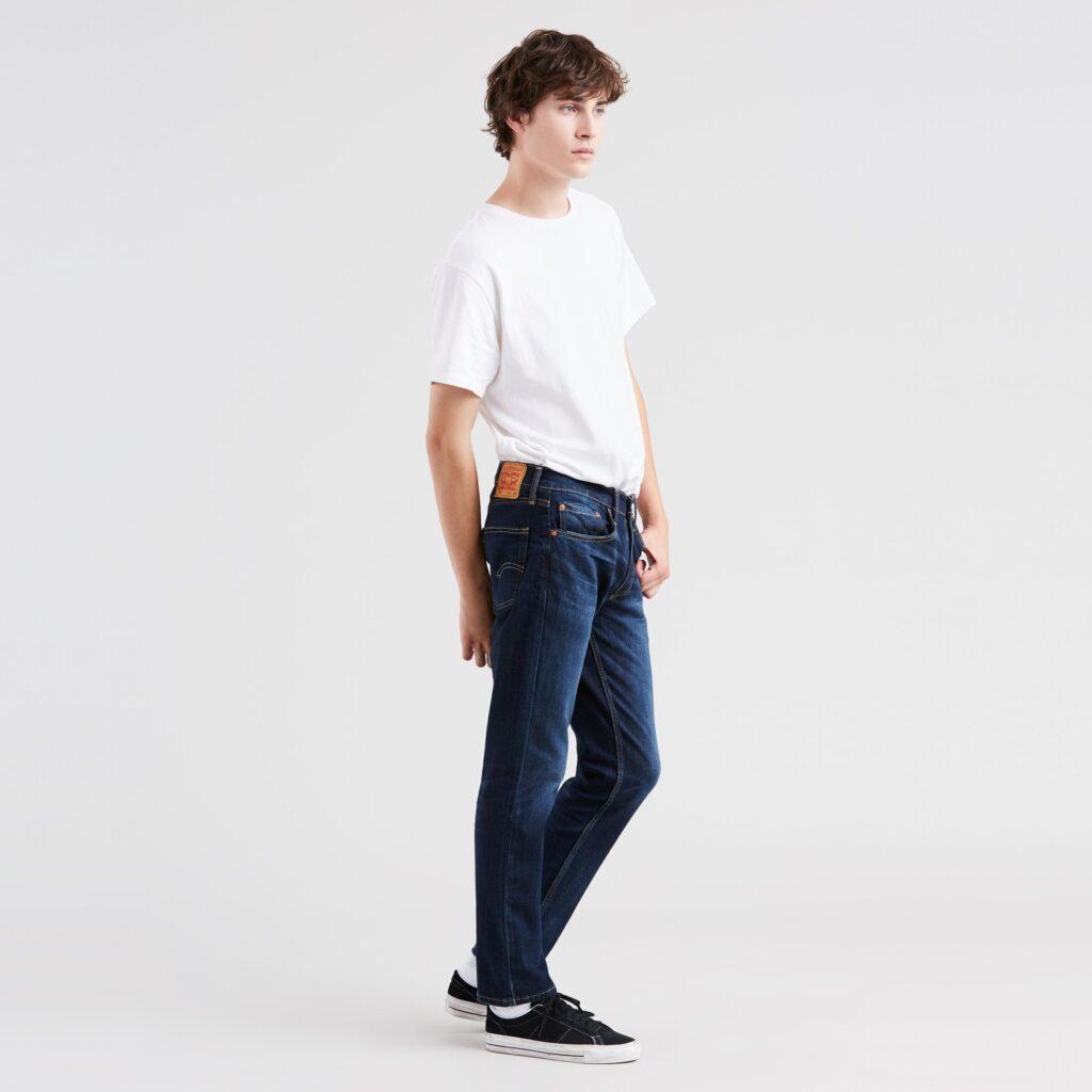511™ Slim Fit Jeans Ducky Boy 04511-2369 3