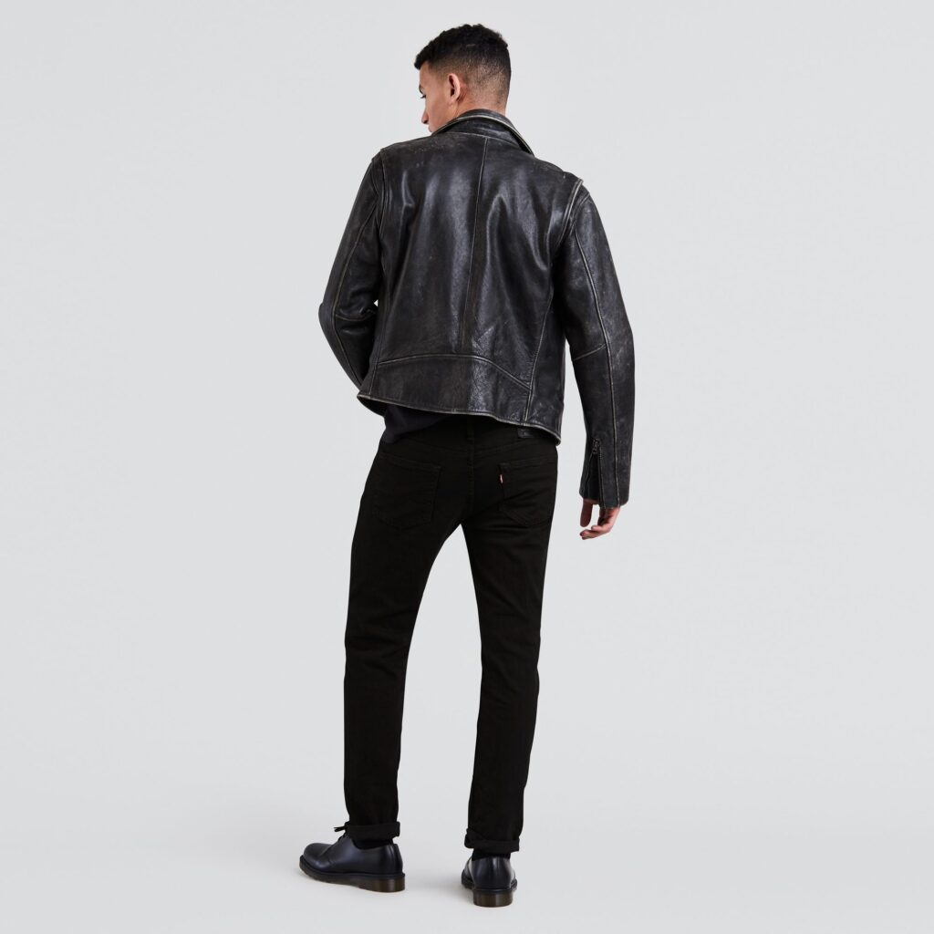 511™ Slim Fit Jeans Black Stretch 04511-4406 1