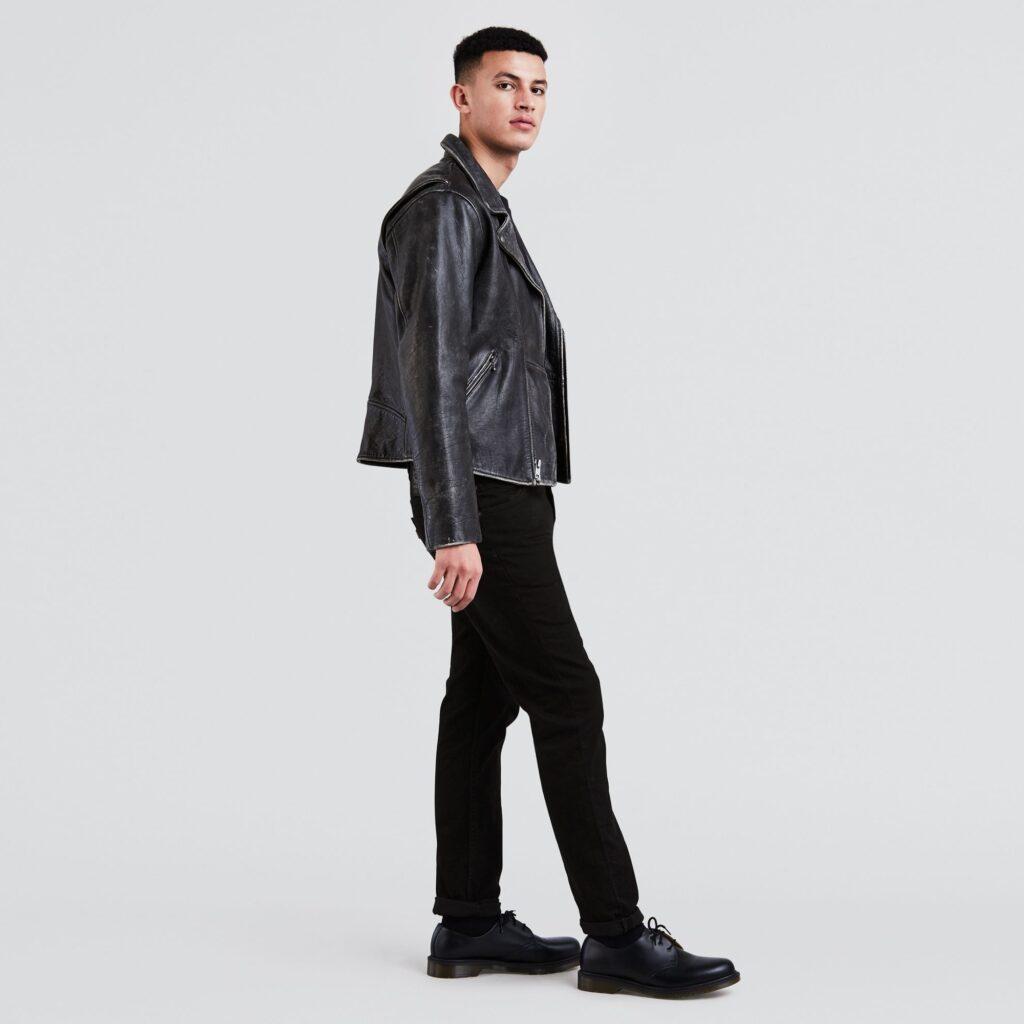 511™ Slim Fit Jeans Black Stretch 04511-4406 2