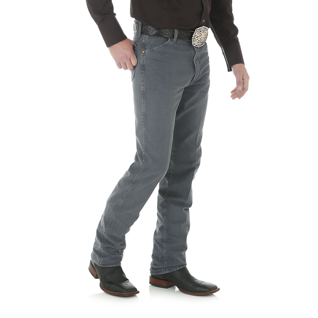 Wrangler® 936MWZ Cowboy Cut® Slim Fit Jean 0936GPD