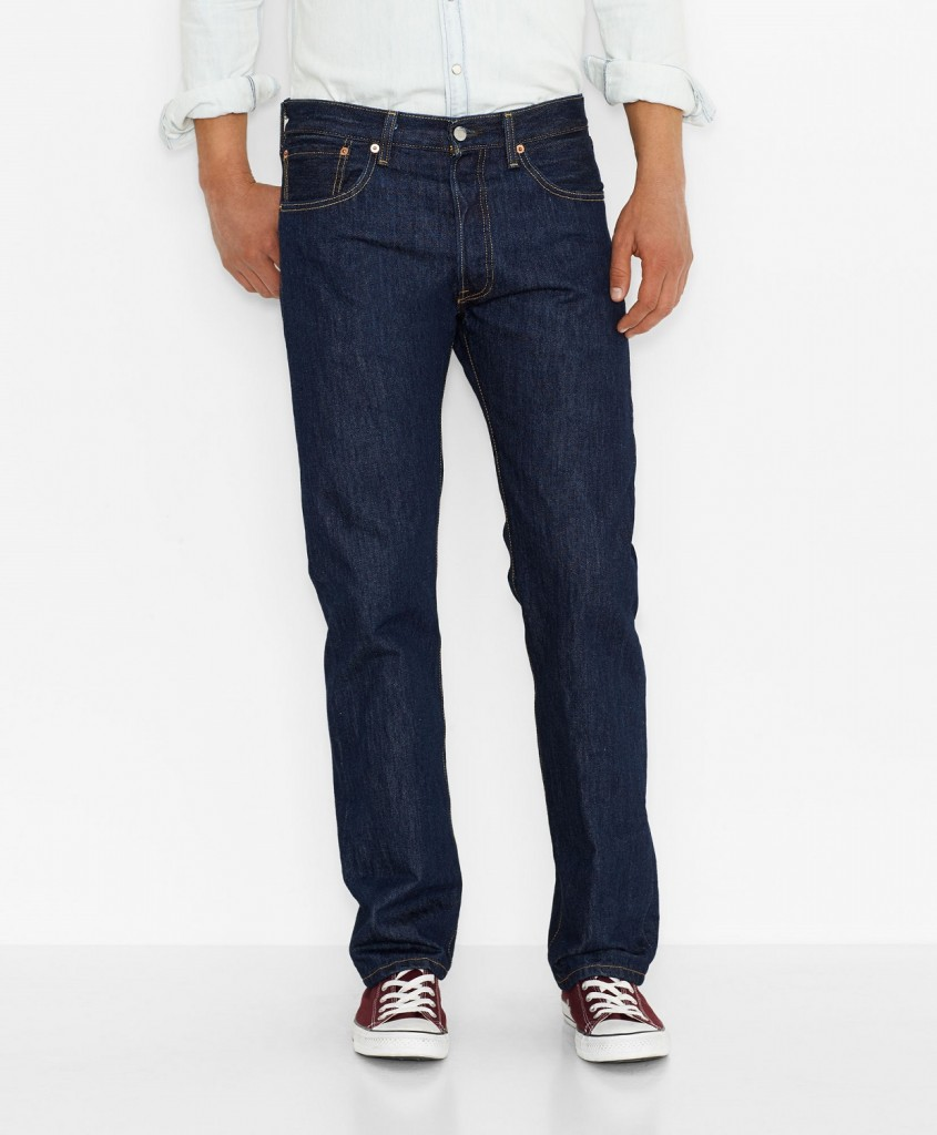 501 Original Fit Jeans Rinse 00501-0115