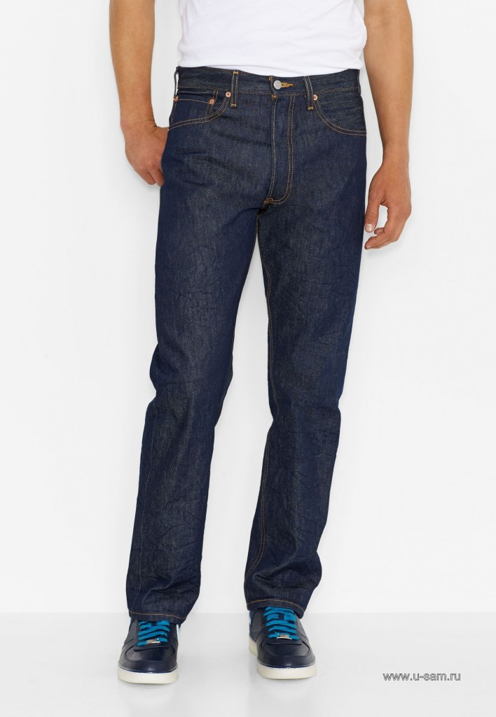 501 Original Fit Jeans Rigid 00501-0000