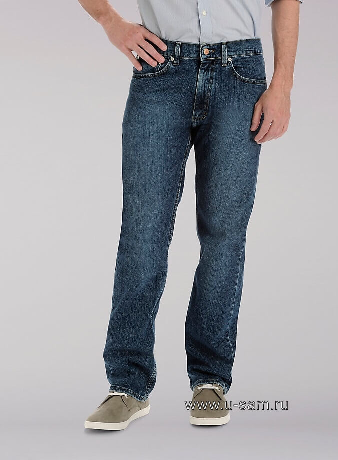 LEE Premium Select Regular Straight Leg Jeans Dylan 200-1932