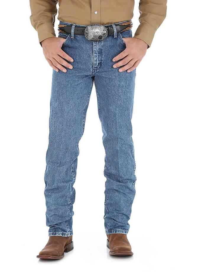 Wrangler 47MWZ Premium Performance Cowboy Cut® Regular Fit Jean 47MWZDS