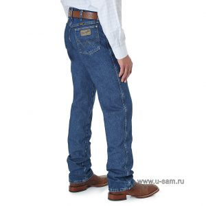 Wrangler® George Strait Cowboy Cut® Original Fit Jean - в 4 цветах