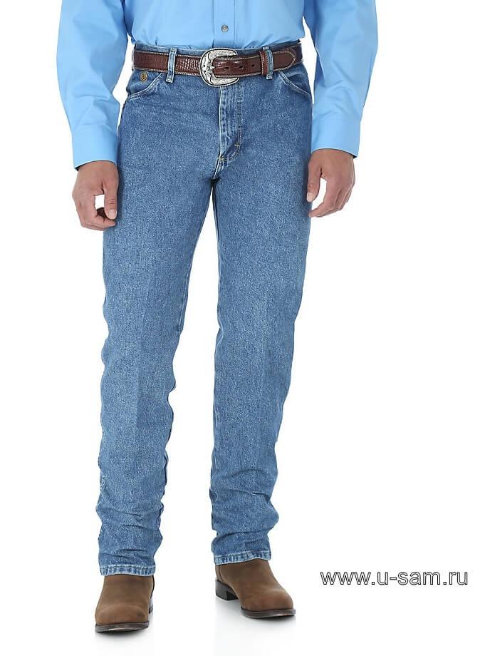 Wrangler® George Strait Cowboy Cut® Original Fit Jean Stone Wash 13MGSSW