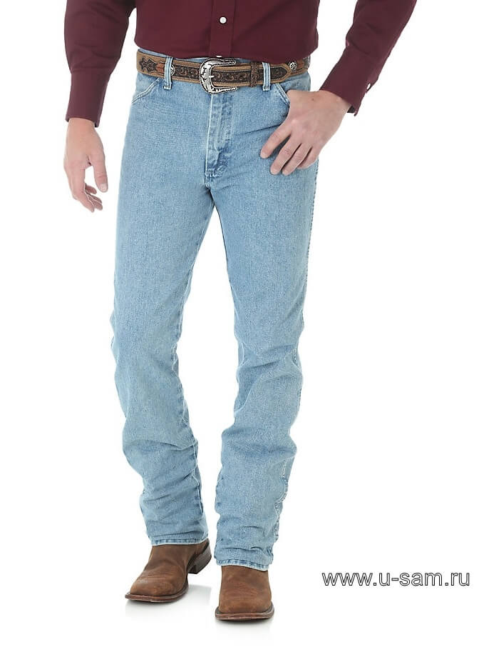 Wrangler® 936MWZ Cowboy Cut® Slim Fit Jean 0936ATW
