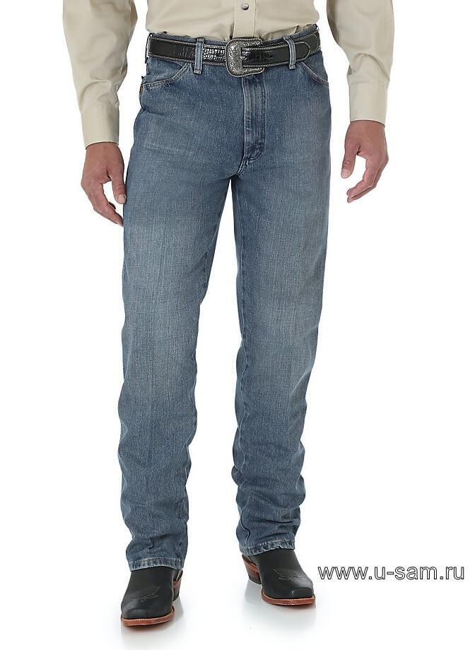 Wrangler® 936MWZ Cowboy Cut® Slim Fit Jean 0936RST