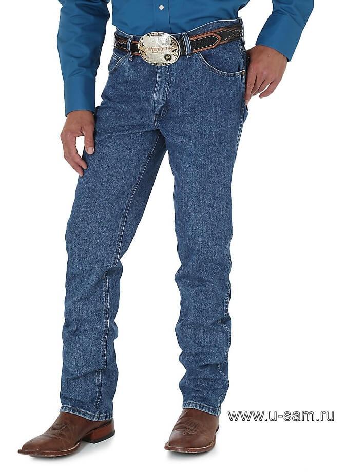 Wrangler 36MWZ Premium Performance Cowboy Cut® Dark Stone 36MWZDS