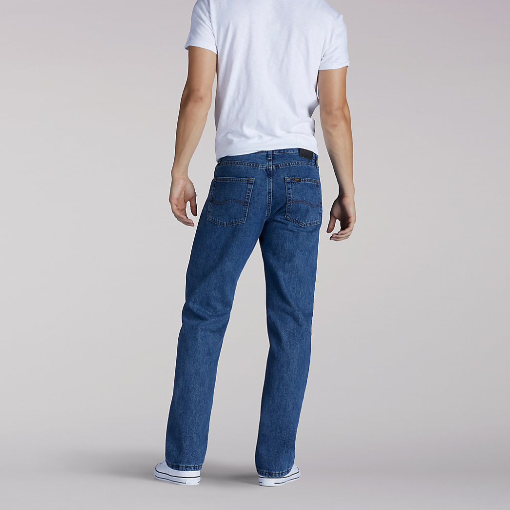 LEE Regular Fit Bootcut Jeans Wylie 202-0376 2