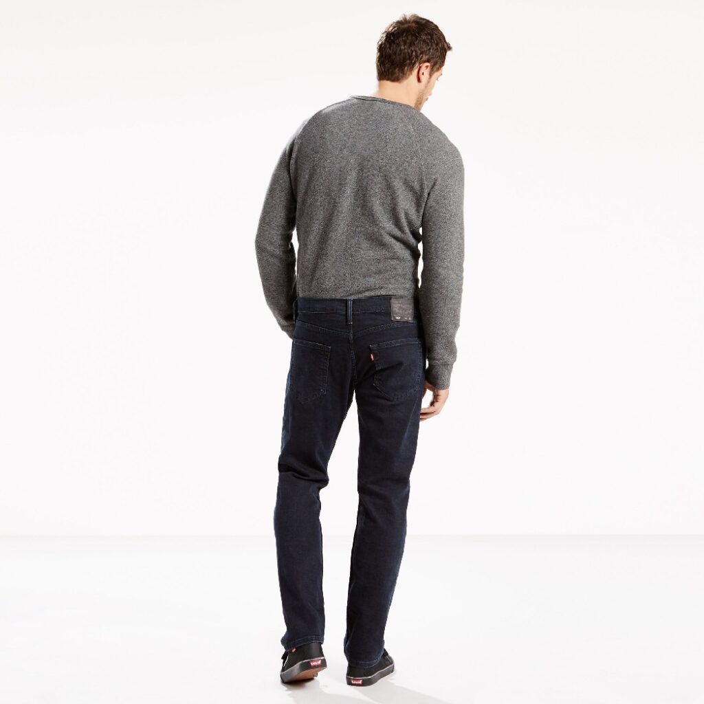 502 Regular Taper Fit Stretch Jeans 29507-0005 2