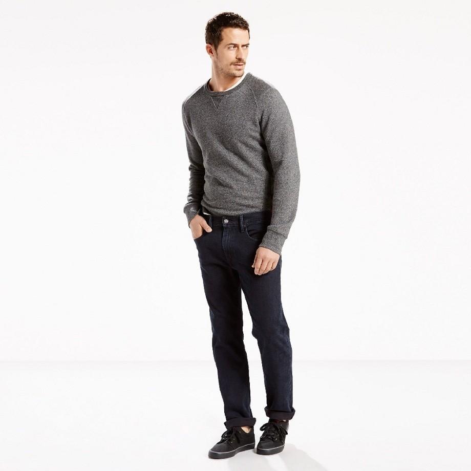 502 Regular Taper Fit Stretch Jeans 29507-0005 1