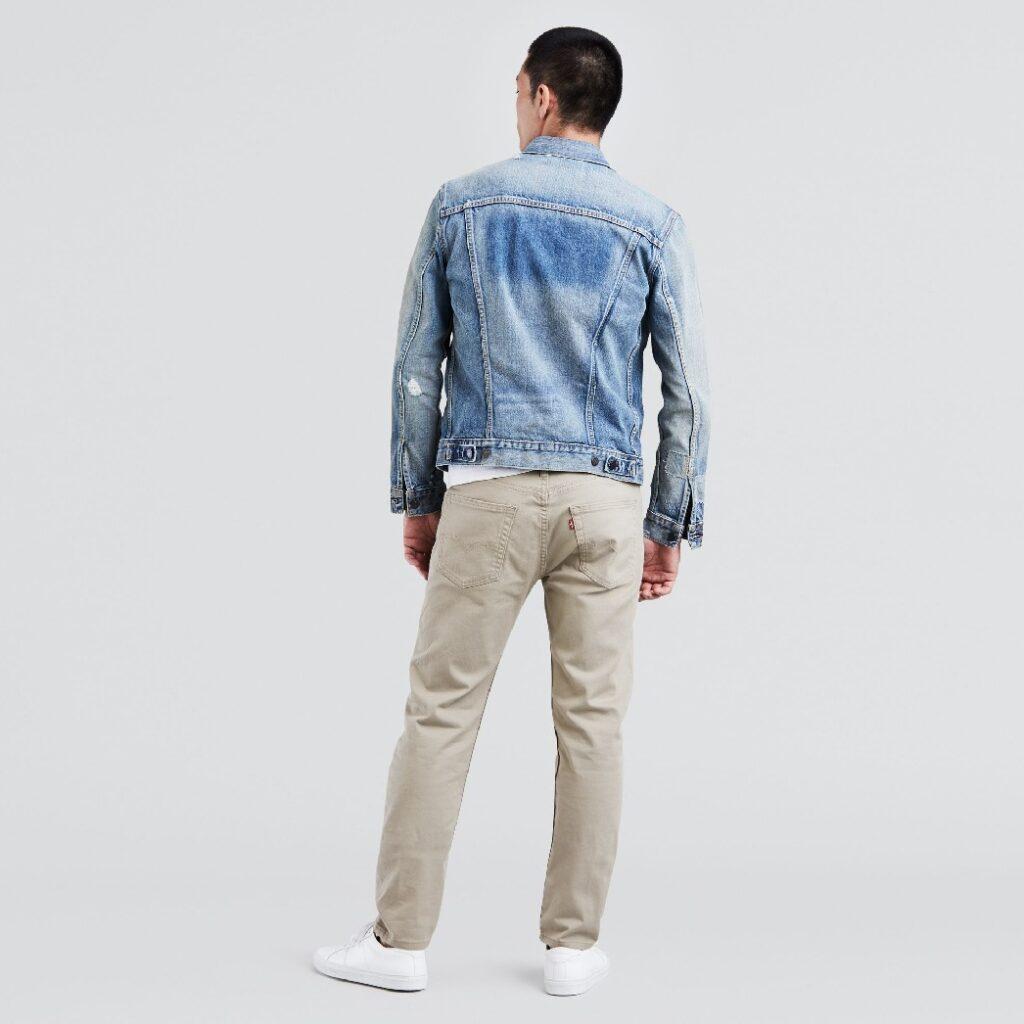 502 Regular Taper Fit Stretch Jeans 29507-0009 2