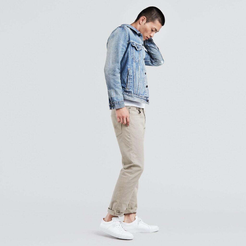 502 Regular Taper Fit Stretch Jeans 29507-0009 3