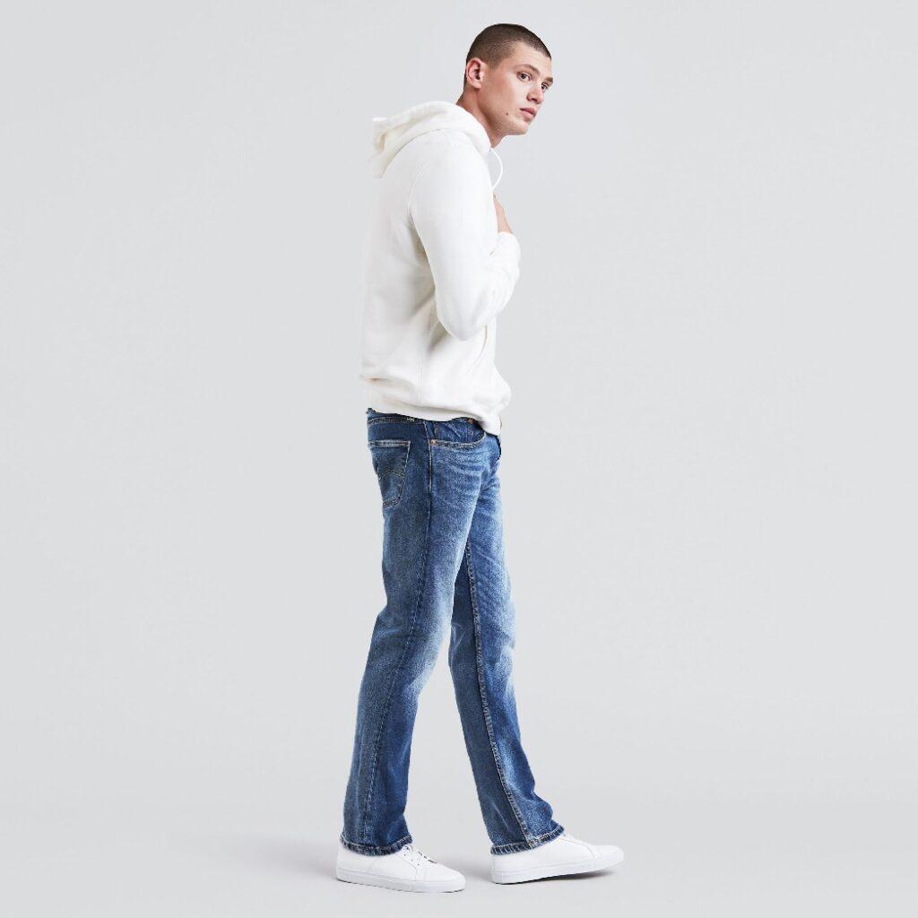 502 Regular Taper Fit Stretch Jeans 29507-0088 3