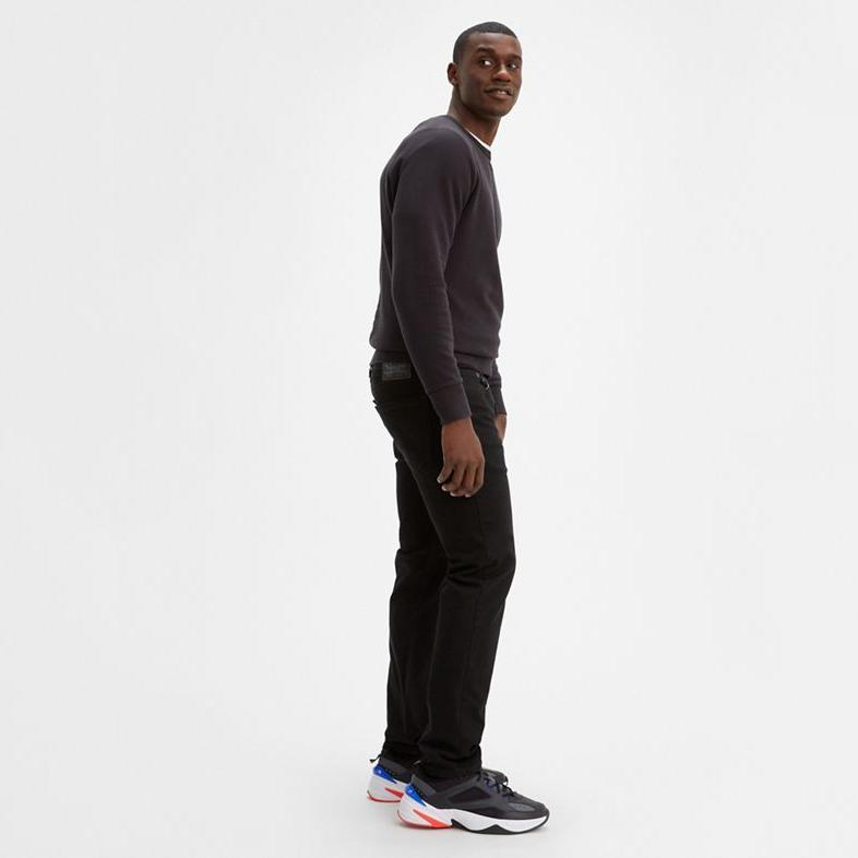 502 Regular Taper Fit Stretch Jeans 29507-0001