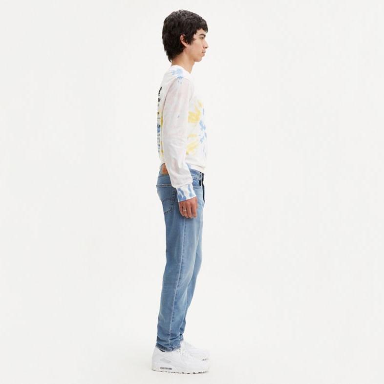 502 Regular Taper Fit Stretch Jeans 29507-0736