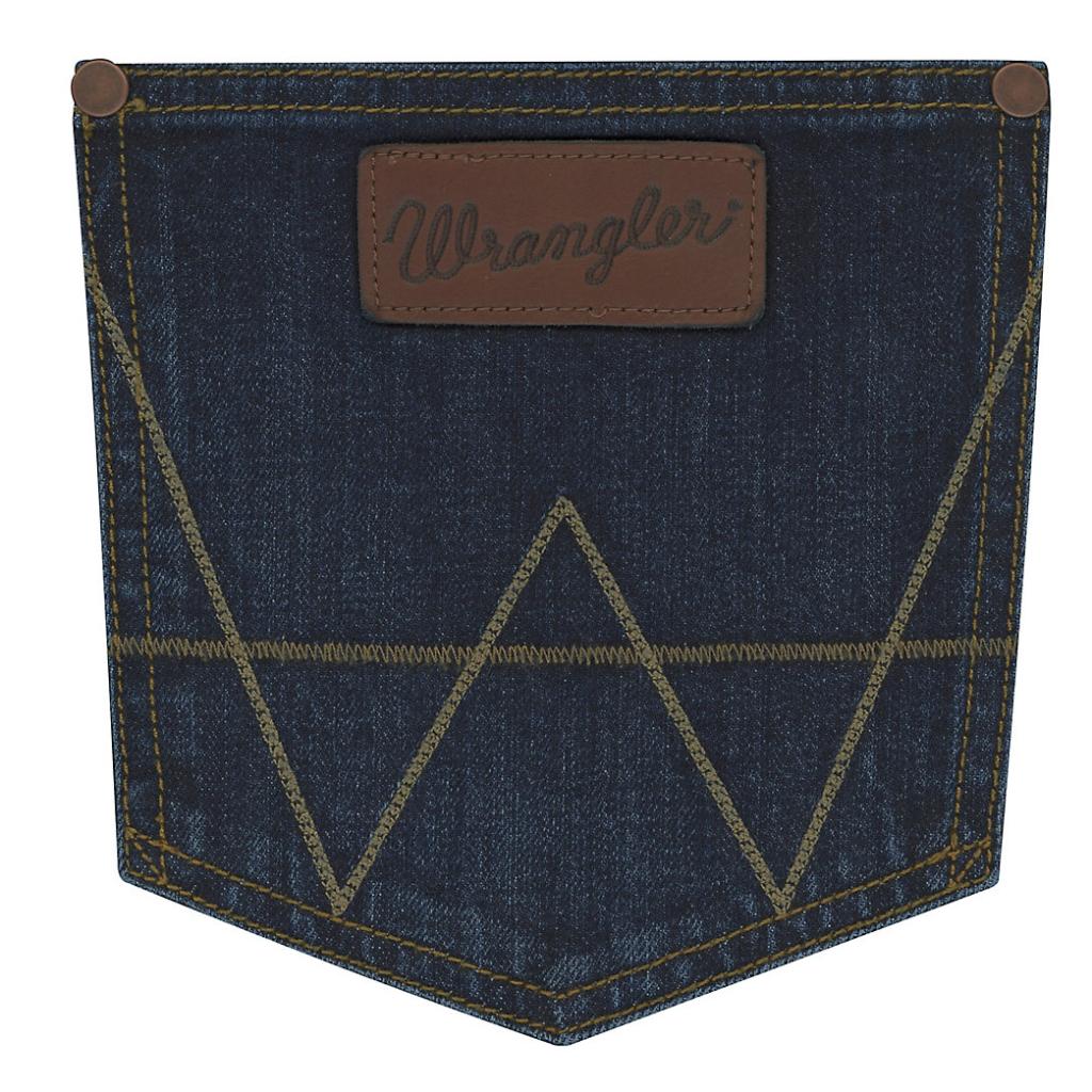 Мужские джинсы Wrangler Retro® Slim Fit Bootcut Jean 77MWZFB 4