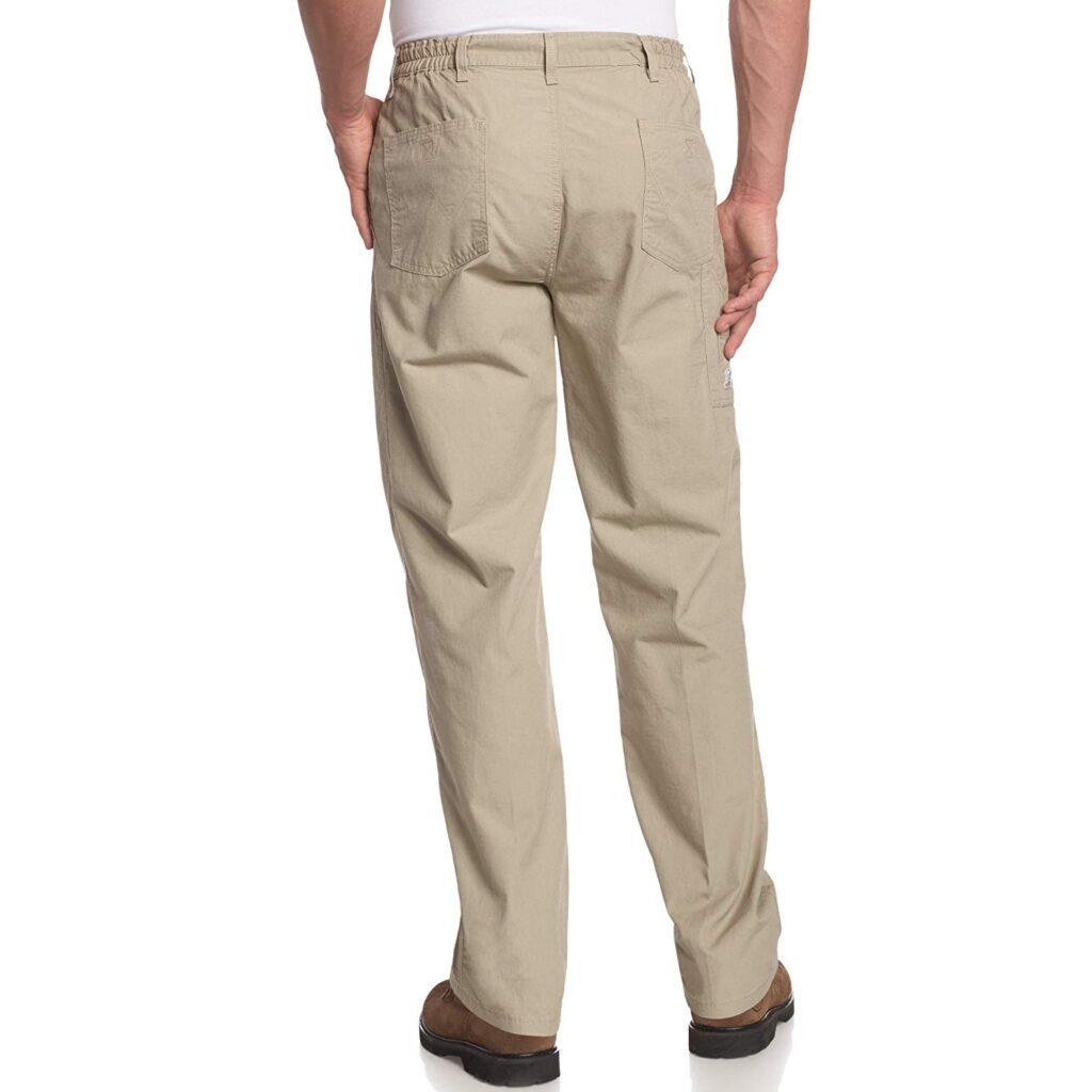Мужские джинсы Wrangler Rugged Wear® Angler Pant Khaki 3