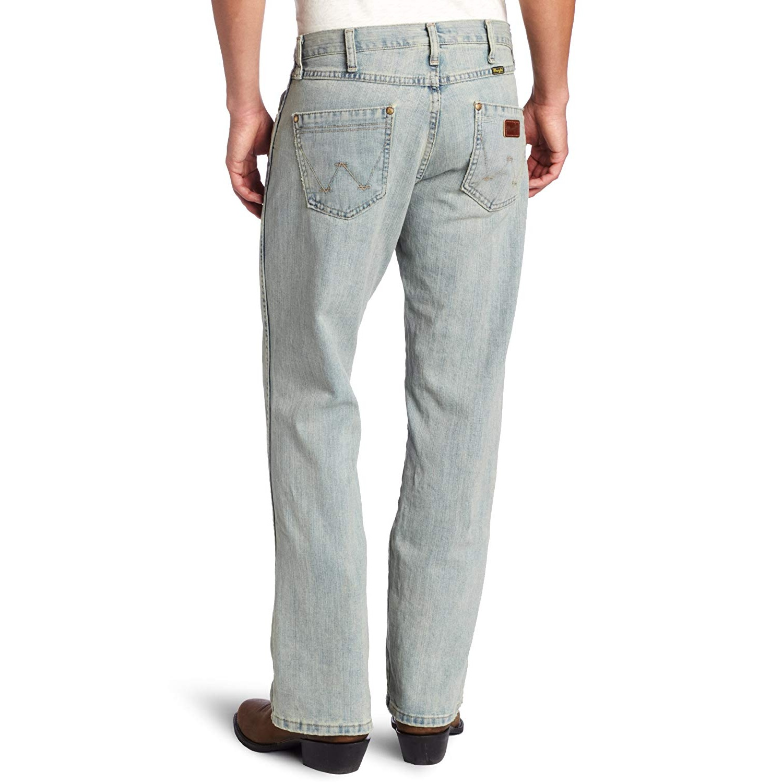 Мужские джинсы Wrangler Retro® Relaxed Fit Bootcut Jean WRT20BW