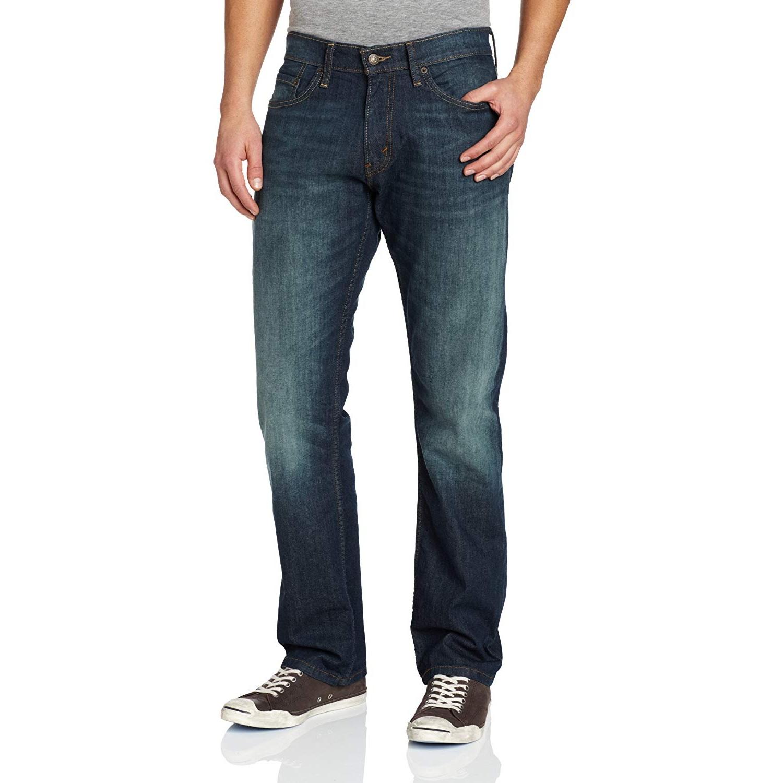 Мужские джинсы 514 Slim Straight Fit 29x32