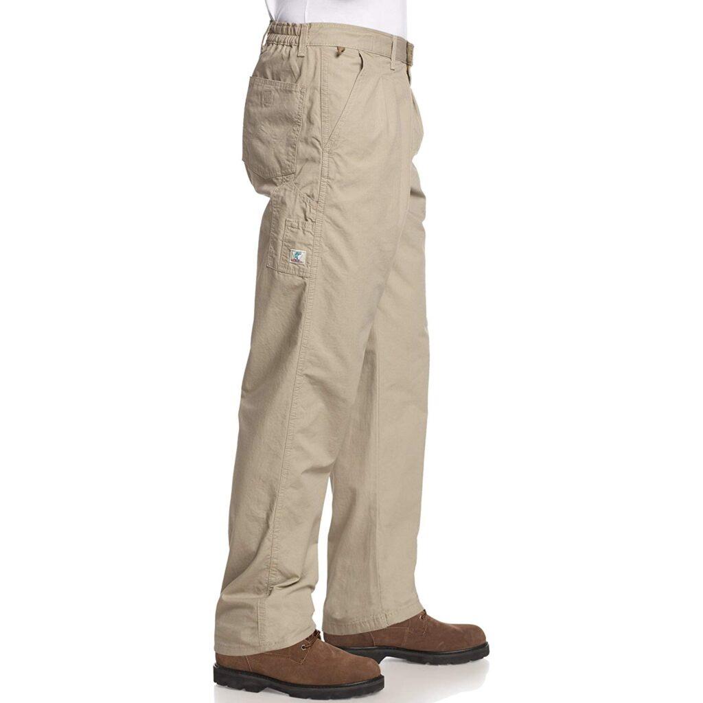Мужские джинсы Wrangler Rugged Wear® Angler Pant Khaki 2