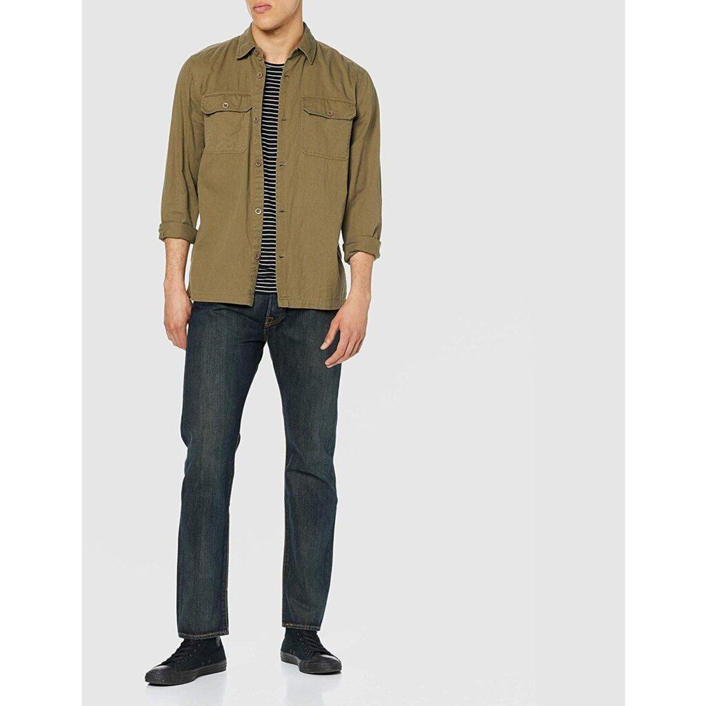 501 Original Fit Jeans Dark Stonewash 00501-1950 3