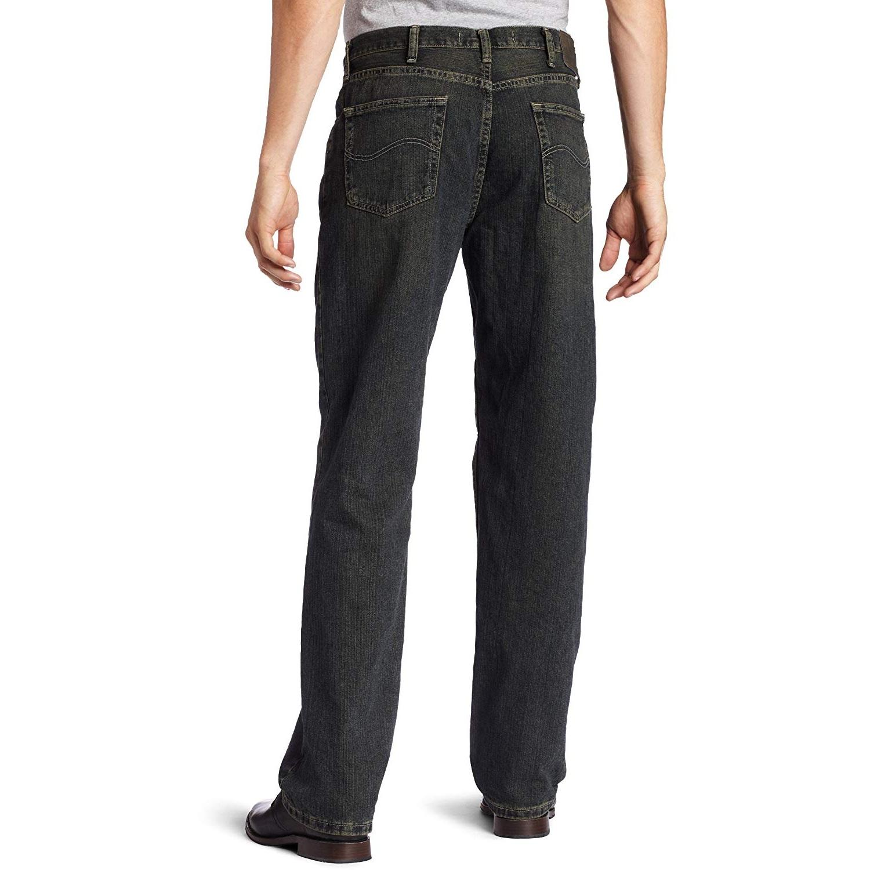 Мужские джинсы Lee 210-6522 Premium Select Relaxed Straight Leg 2