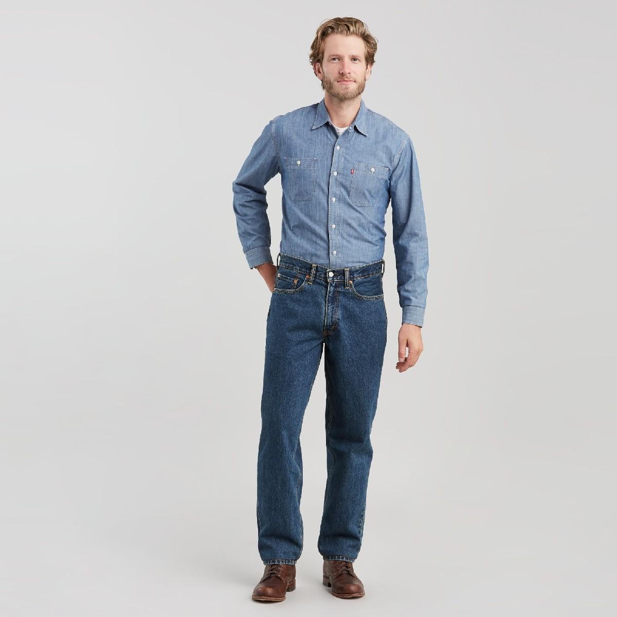 Мужские джинсы 560 Loose Fit Tapered Leg 00560-4886 1