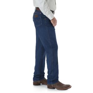 Wrangler 31MWZ Cowboy Cut® Relaxed Fit Jean Prewashed Indigo 2