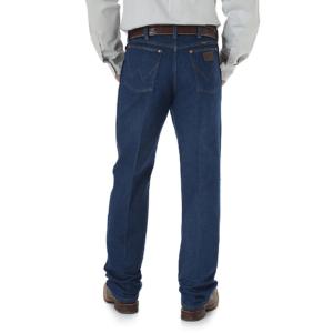 Wrangler 31MWZ Cowboy Cut® Relaxed Fit Jean Prewashed Indigo 3