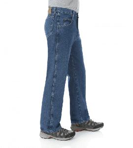Мужские джинсы Wrangler 35001AI Classic Relaxed Fit Heavyweight Cotton Jeans