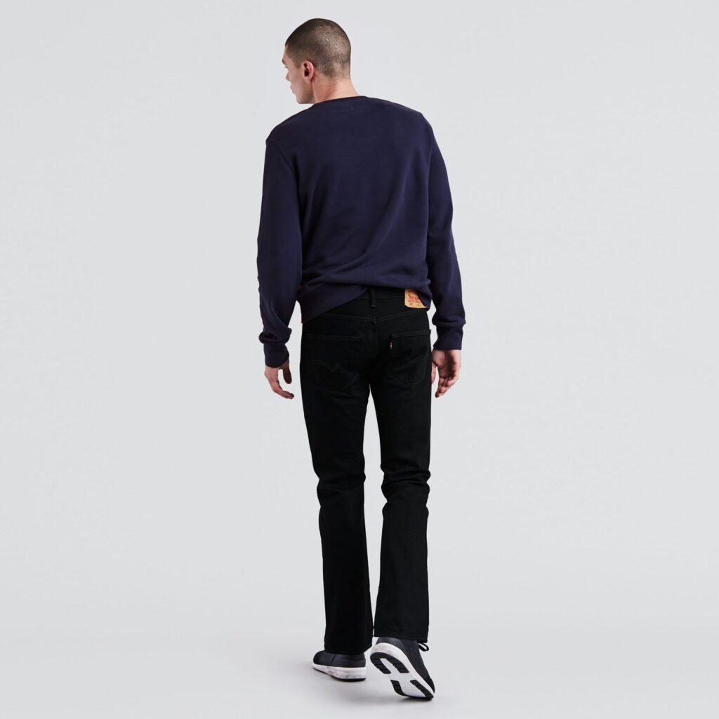 501 Original Fit Jeans Black 00501-0660 3