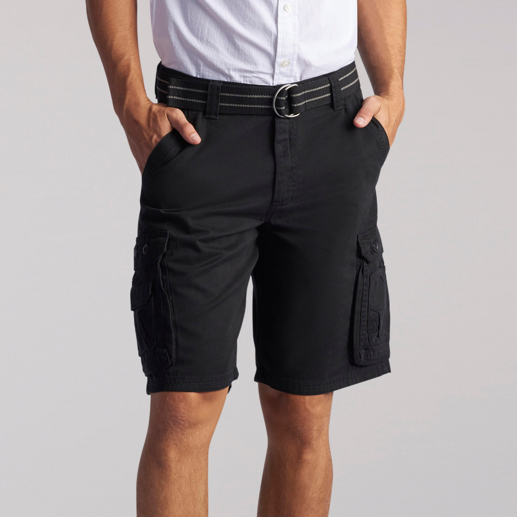 Lee Wyoming Cargo Short Black 1