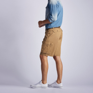 Lee Wyoming Cargo Short Bourbon 3